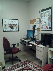 biuro w domu