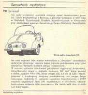 samochody - wizja